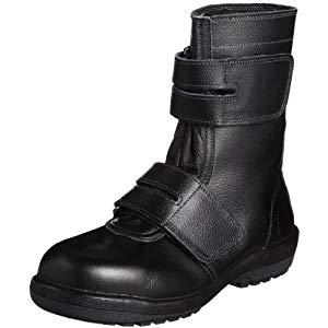 ラバーテック安全靴 長編上マジックタイプ ミドリ安全 RT735-26.5