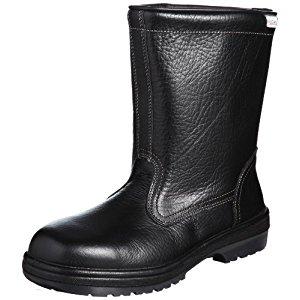 ラバーテック半長靴25.5cm ミドリ安全 RT940-25.5