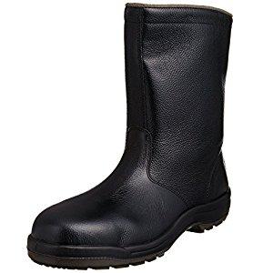 ウレタン2層底安全靴半長靴CF14023.5CM ミドリ安全 CF140-23.5