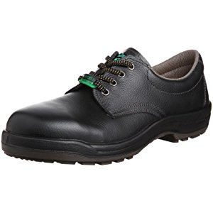 小指保護先芯入り静電安全靴PCF210S24.0CM ミドリ安全 PCF210S-24.0