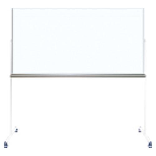 ホワイトボード 片面脚付 無地 ナカバヤシ ホ-WF-UV36