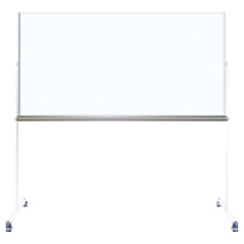 ホーロー ホワイトボード 固定脚付 ナカバヤシ ホ-WF-U36