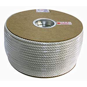 綿ロープドラム巻 9X150m ユタカメイク RC-5