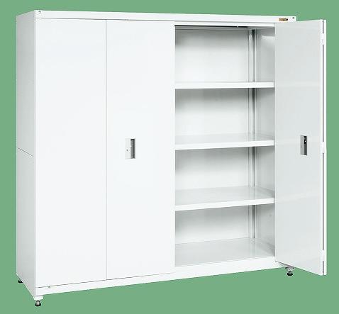 保管ユニット 折り戸タイプ サカエ PNH-18W