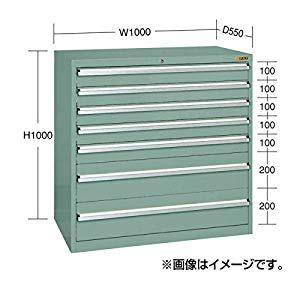 重量キャビネットSKV10タイプ サカエ SKV10-1074ANG
