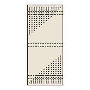 パンチングウォールシステム サカエ PO-601HN
