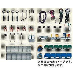 パンチングパネル用フックセット サカエ SFN-CSET