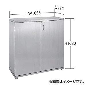 ステンレス一斗缶保管庫 ・ペール間兼用・固定式 サカエ SU4-ITKNB