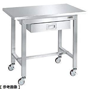 【待望★】 ステンレス作業台移動式 SUS4A-096BN:DIY総合eショップ サカエ-DIY・工具
