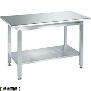 最新作 ステンレス作業台(天板R付)・中板2枚付 SUS3-096T2R:DIY総合eショップ サカエ-DIY・工具