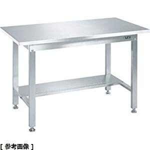 ステンレス作業台・中板1枚付 サカエ SUS3-126TN