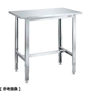 ステンレス高さ調整作業台 サカエ SUT3-096LCN