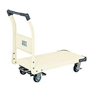 独特の上品 TAN-22BRI:DIY総合eショップ 特製四輪車フットブレーキ付 サカエ-DIY・工具