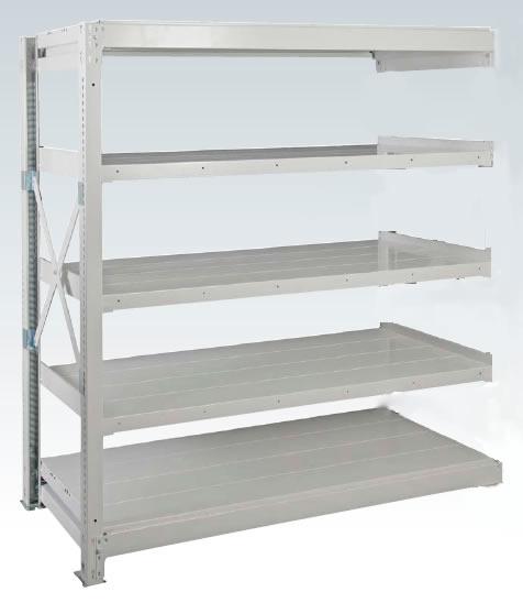 ストア DIY工具用品 作業用品 メーカー再生品 作業用品その他 重量棚NR型 NR-3545R サカエ