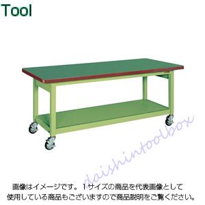 重量作業台KWBタイプ移動式 サカエ KWBF-098