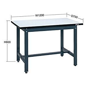【在庫限り】 軽量実験用作業台 KHM-1275:DIY総合eショップ サカエ-DIY・工具