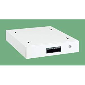 作業台用オプションキャビネット(パールホワイト) サカエ NKL-10WB