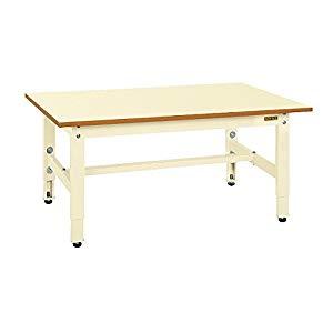 芸能人愛用 TKK4-126PI:DIY総合eショップ 低床用軽量高さ調整作業台TKK4タイプ サカエ-DIY・工具