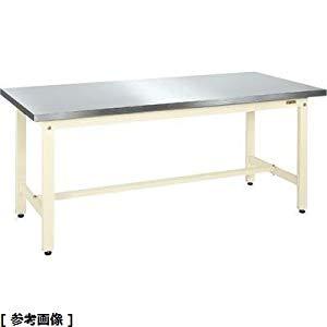 宅配 KK-38HCSU4I:DIY総合eショップ 軽量作業台KKタイプ(ステンレスカブセ天板) サカエ-DIY・工具