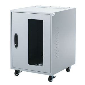簡易防塵ハブボックス(6U) MR-FAHBOX6U サンワサプライ MR-FAHBOX6U