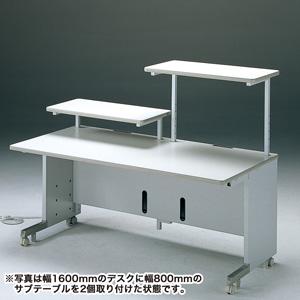 サブテーブル(CAI-188H用) CAI-S09 サンワサプライ CAI-S09