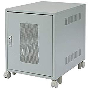 省スペース19インチボックス(6U) CP-027K サンワサプライ CP-027K