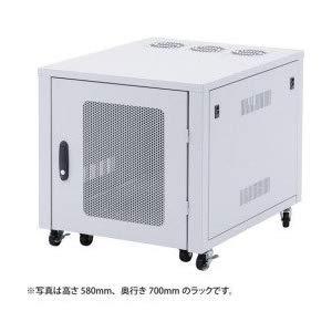 置き型用サーバーラック CP-SVBOX2N サンワサプライ CP-SVBOX2N