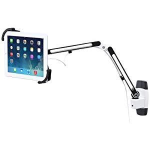 7~11インチ対応iPad・タブレット用アーム(壁面用) CR-LATAB11 サンワサプライ CR-LATAB11
