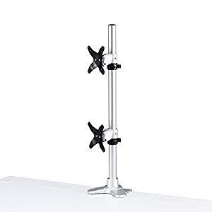 水平垂直液晶モニターアーム(上下2面) CR-LA1009N サンワサプライ CR-LA1009N