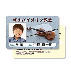 インクジェット用IDカード(穴なし)100シート入り JP-ID03-100 サンワサプライ JP-ID03-100