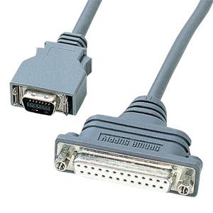 文具 事務用品 その他 数量は多 事務用品その他 RS-232CケーブルNECPC9821ノート対応 買い物 0.2m 周辺機器変換用 サンワサプライ KRS-HA1502FK