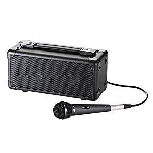 マイク付き拡声器スピーカー(Bluetooth対応) MM-SPAMPBT サンワサプライ MM-SPAMPBT