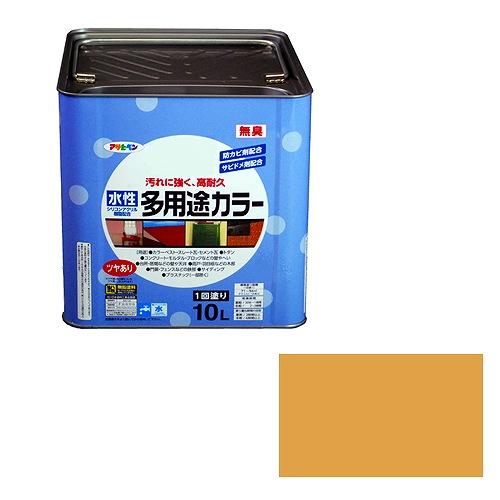 水性多用途カラー シトラスイエロー アサヒペン