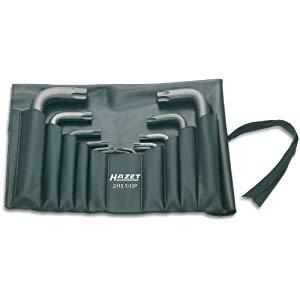 ヘックスローブレンチセット HAZET ハゼット 2115-T/13P