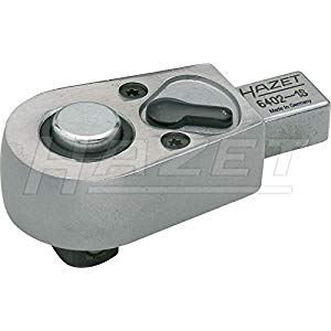 ヘッド交換式トルクレンチ用 ラチェットヘッド HAZET ハゼット 6404-1S