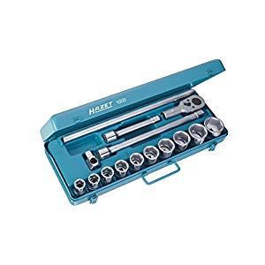 ソケットレンチセット(6角タイプ・差込角19.0mm) HAZET ハゼット #1000