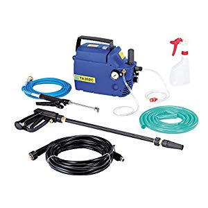 DIY工具用品 電動工具 清掃機器関係 小型強力洗浄機(BLUE)60HZ用 イチネンタスコ TA352C-60