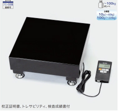 100kg冷媒回収ボンベ用ウェイトリミッター イチネンタスコ TA101WZ-100 旅行 30%OFFクーポン! 粗品