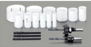 バイメタルホールソーキット(一般設備用) イチネンタスコ TA653RC
