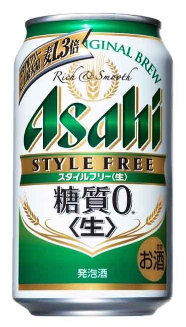 NEW売り切れる前に☆ 激安通販専門店 アサヒスタイルフリー350缶24本入糖質ゼロのきれいな味2ケースまで 1個分の送料で発送可能