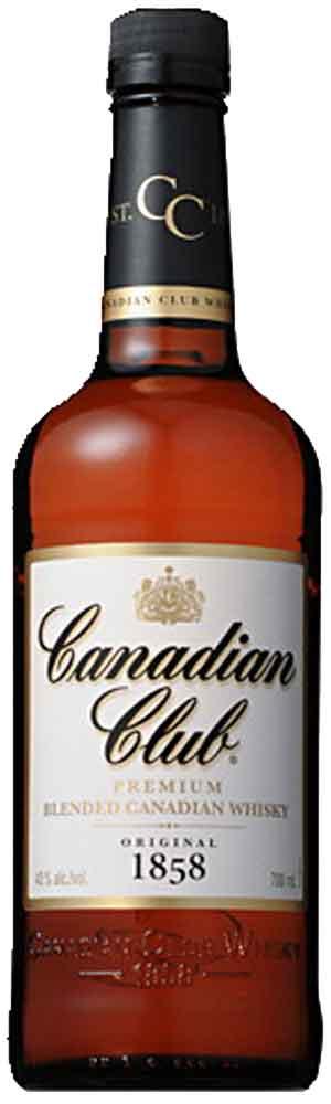 カナディアンクラブ 正規1ケース12本入りのケース販売になります。