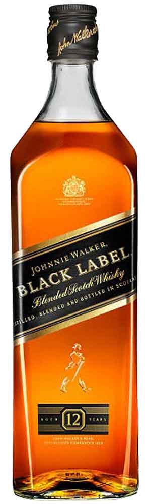 ジョニーウォーカー 黒 1000ml1ケース12本入りのケース販売になります。