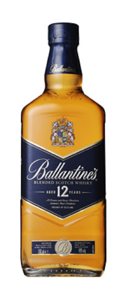 バランタイン12年 700ml 正規1ケース12本入りのケース販売になります。