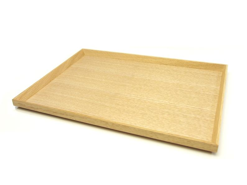 """Plain coated glimpsed subtle' (wood / Japanese / Western style / simple / modern / natural / basin / Zen / Japan made)"