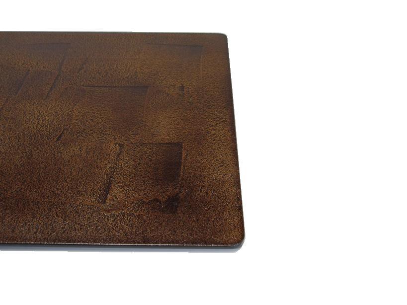 """One Shaku 3 Sun rust in tray sigh stone coating]"
