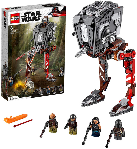 レゴ スター ウォーズ 売れ筋 AT-ST プレゼント レイダー WARS STAR LEGO 75254 在庫限り