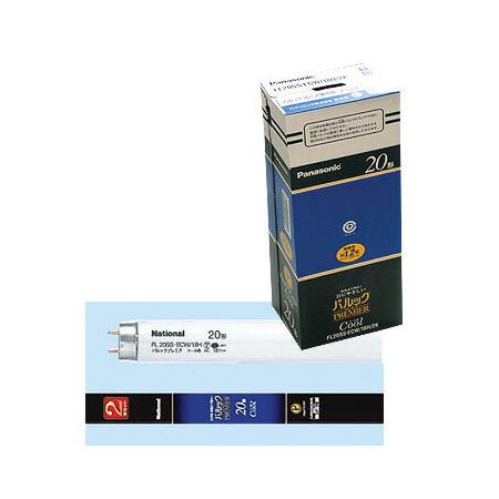 パナソニック パルックプレミア 直管蛍光灯 スタータ形20形 FL20SSECW18H2KF 2個入り×20  Panasonic
