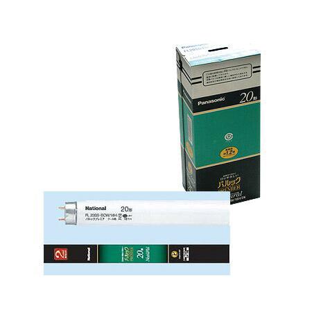 パナソニック パルックプレミア 直管蛍光灯 スタータ形20形 FL20SSENW18H2KF 2個入り×20  Panasonic