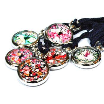 和風の雰囲気がおしゃれな懐中時計 蔵 懐中時計 日本メーカー新品 新 日本製ムーブメント使用 和柄の落ち着いた雰囲気の懐中時計 日本の美