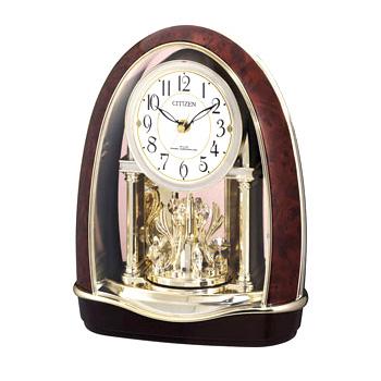 CITIZEN「シチズン」 電波置き時計 パルドリームR414